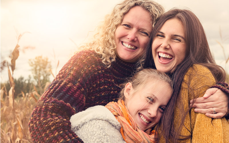 Mutter mit Teenagern istockphoto.com © martine doucet